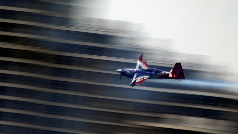 INSIGHT: Air Race Championship heats up in Germany