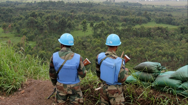 Trump's axe looms over U.N. peacekeeping fund