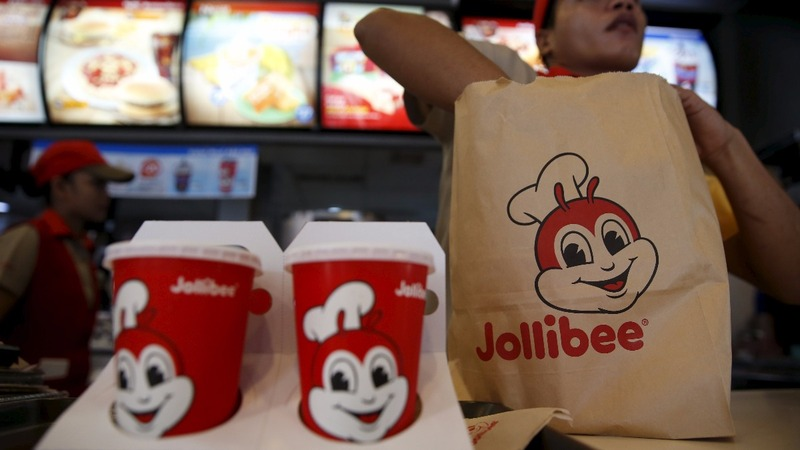 Filipino Jollibee eyes bid for UK's Pret A Manger