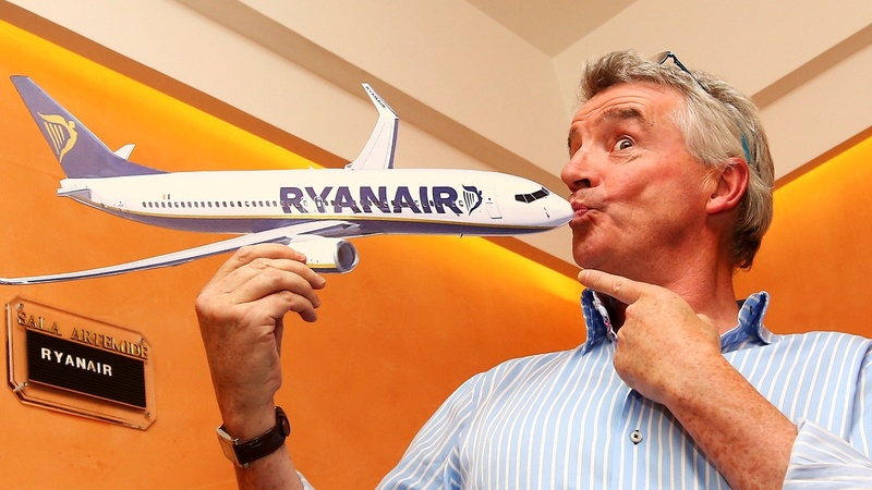 Ryanair faces huge bill over cancellations