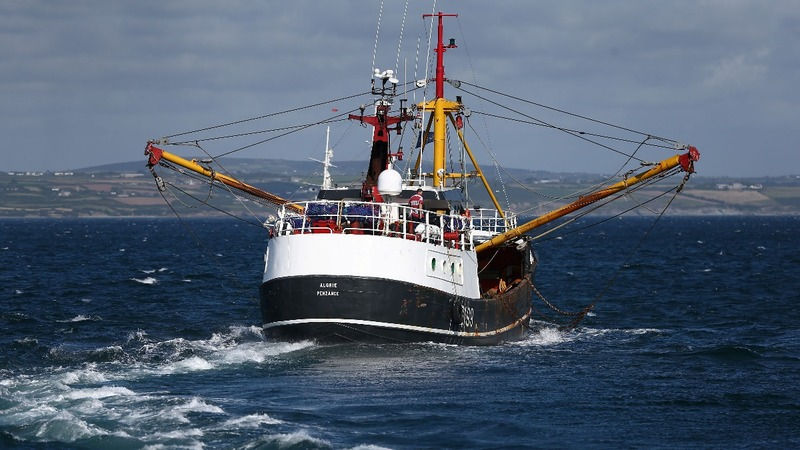 UK fishermen hail Brexit, but there's a catch