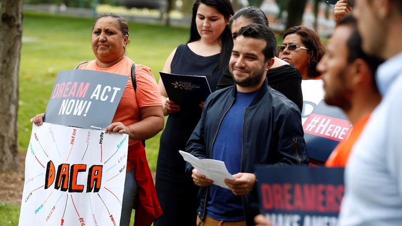 Walmart, Target join call for 'Dreamer' legislation