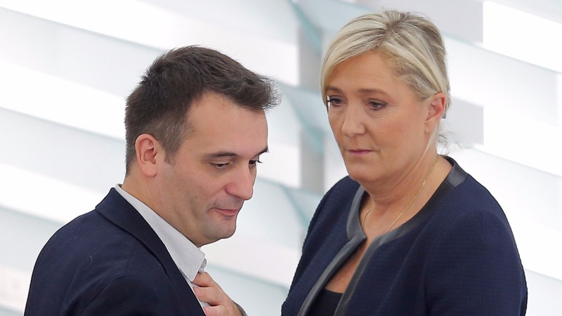 France's National Front on verge of split