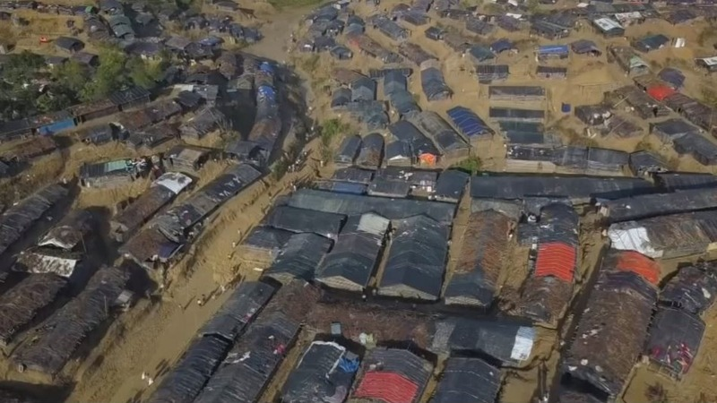 INSIGHT: Flooding hits Rohingya refugee camp
