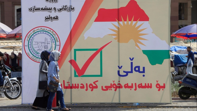 Turkey, Iran, Iraq consider action over Kurdish referendum