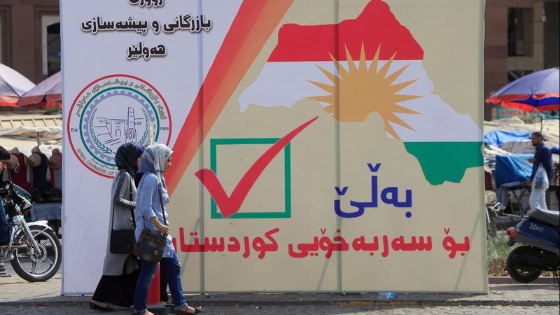 Turkey, Iran, Iraq consider action over Kurdish referendum
