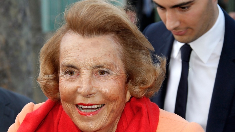 Billionaire L'Oreal heiress Bettencourt dies