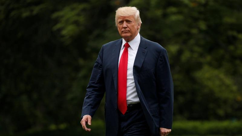 Trump aims new sanctions at North Korea's trade partners