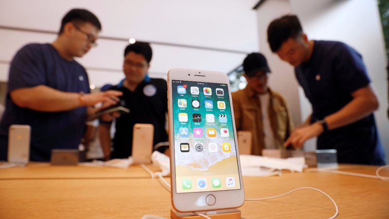 iPhone 8 launch lacks the usual buzz in Asia