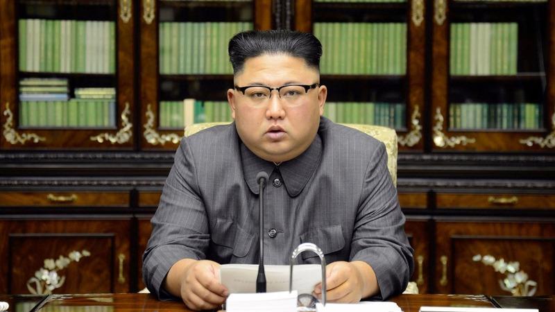 Kim Jong Un threatens to 'tame' 'mentally deranged' Trump