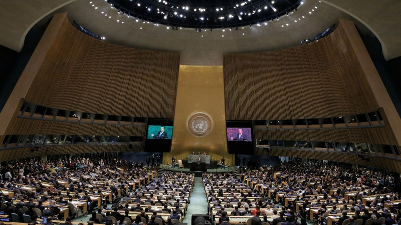 VERBATIM: World leaders gather at the UN General Assembly