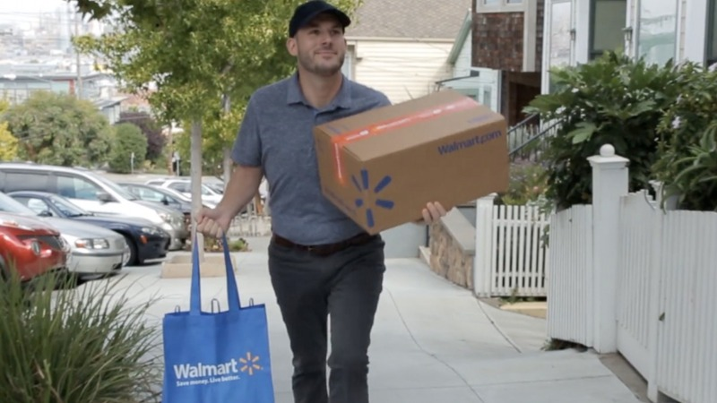 Wal-Mart tests direct-to-fridge delivery