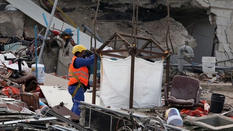 Mexicans deal with housing problem amid new earthquake