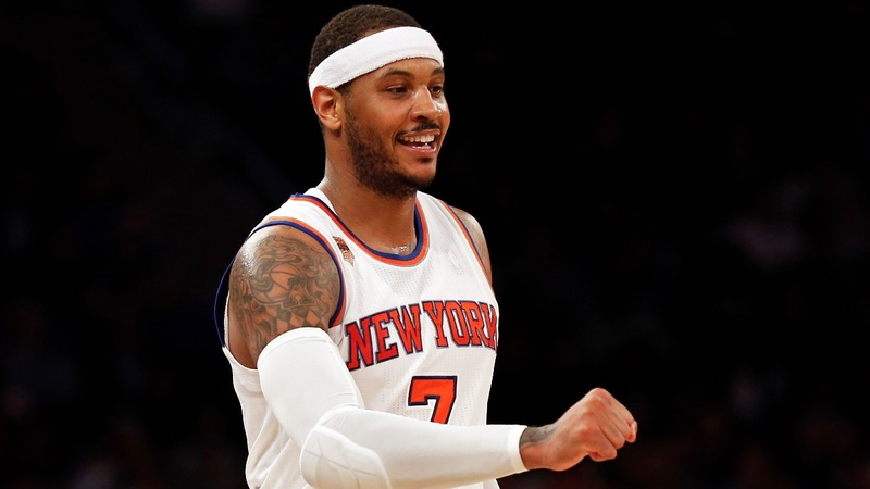 Knicks' Carmelo Anthony traded to Oklahoma - reports