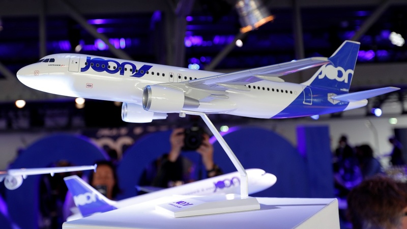 Sneakers and streaming: Air France unveils 'millennials' airline