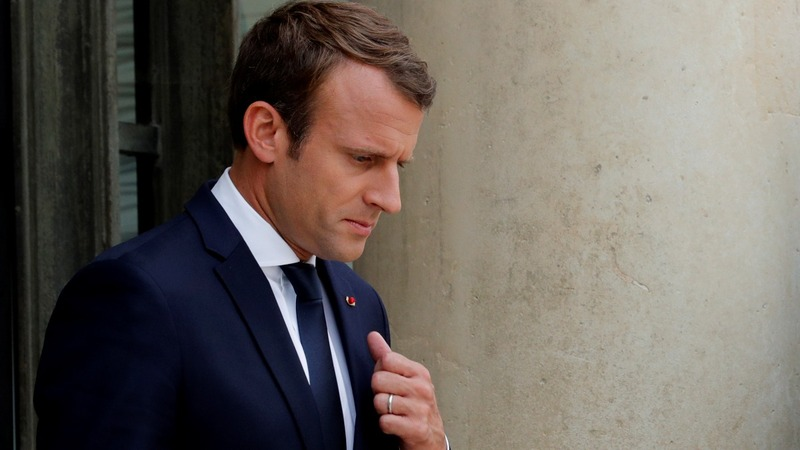 Macron prepares to unveil his vision for Europe