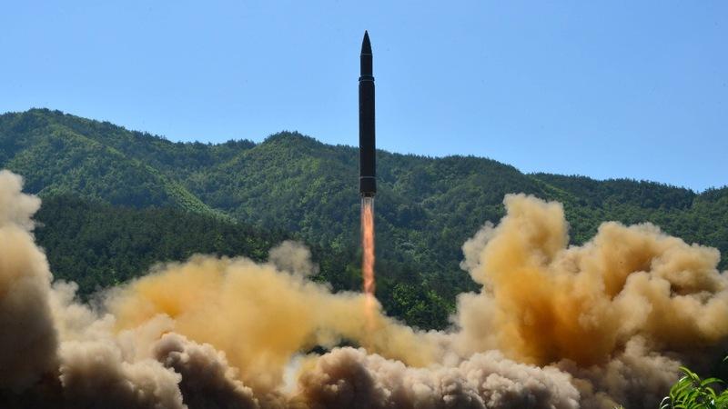 North Korea accuses U.S. of declaring war