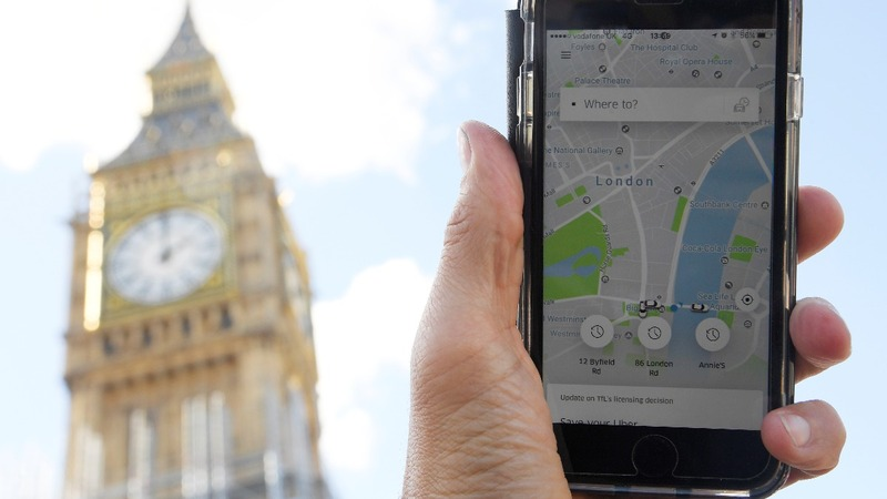 Uber apologizes to London in bid to keep license