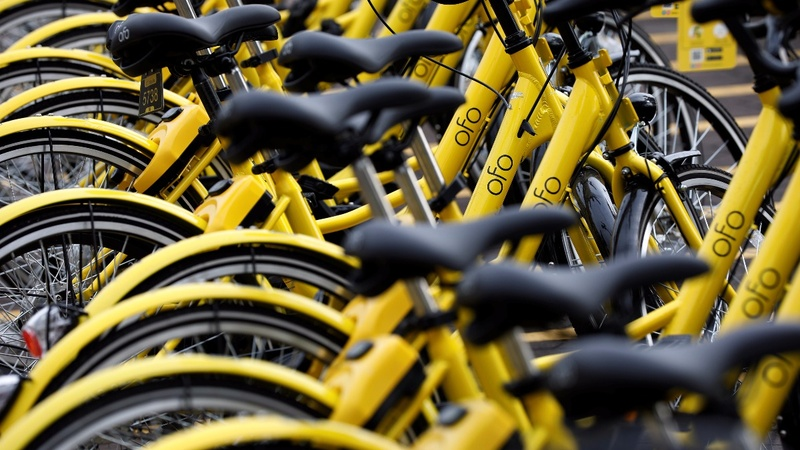 Asia's bike-share boom may impact sales of fossil fuels