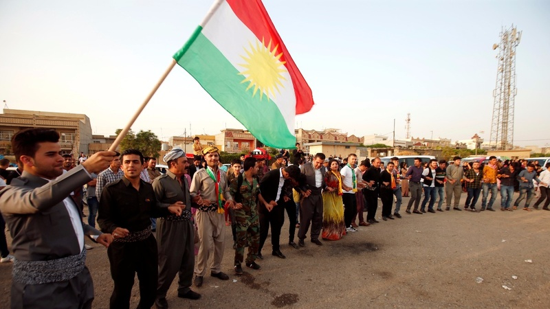 Reality bites for Iraqi Kurds after independence vote