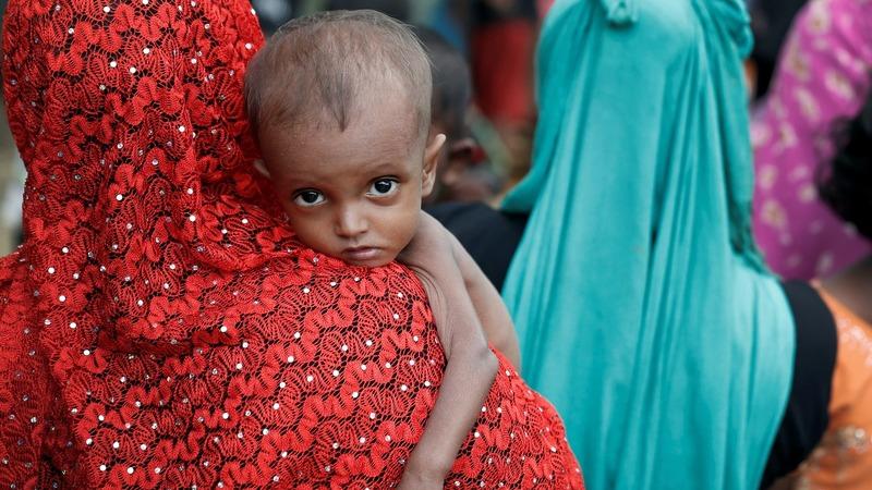 INSIGHT: Rohingya children facing malnutrition