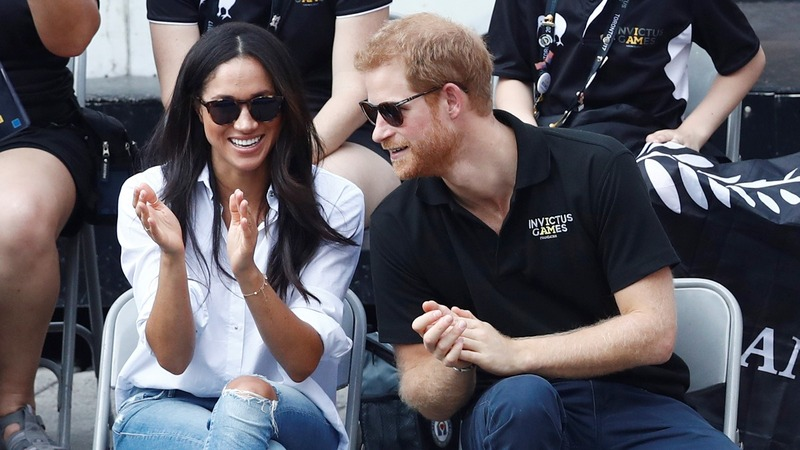 Prince Harry makes public debut with TV star girlfriend
