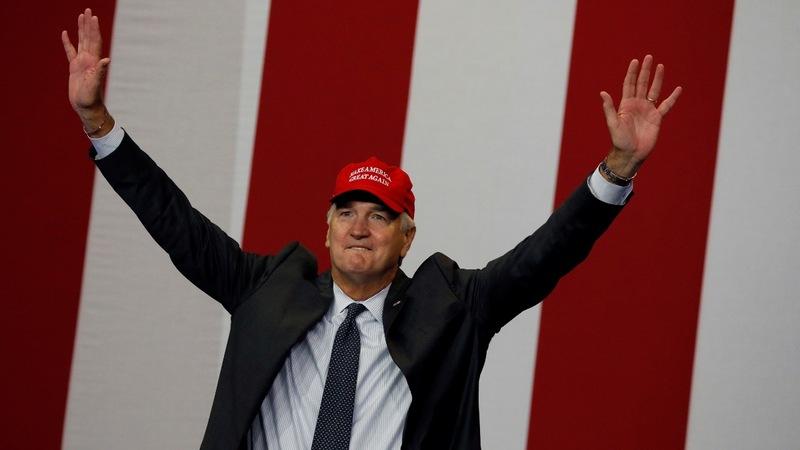 Alabama Senate race a test for Trump