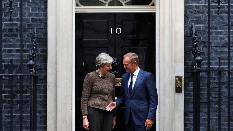 VERBATIM 'No sufficient progress' for Brexit's next step