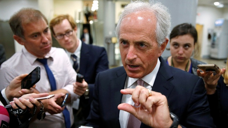 Sen. Bob Corker announces retirement