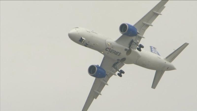 U.S. slaps steep duties on Bombardier jets