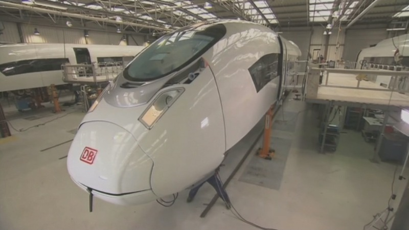 Siemens chooses Alstom over Bombardier