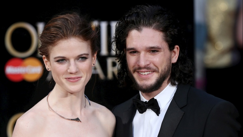 A wedding is coming for Game of Thrones stars