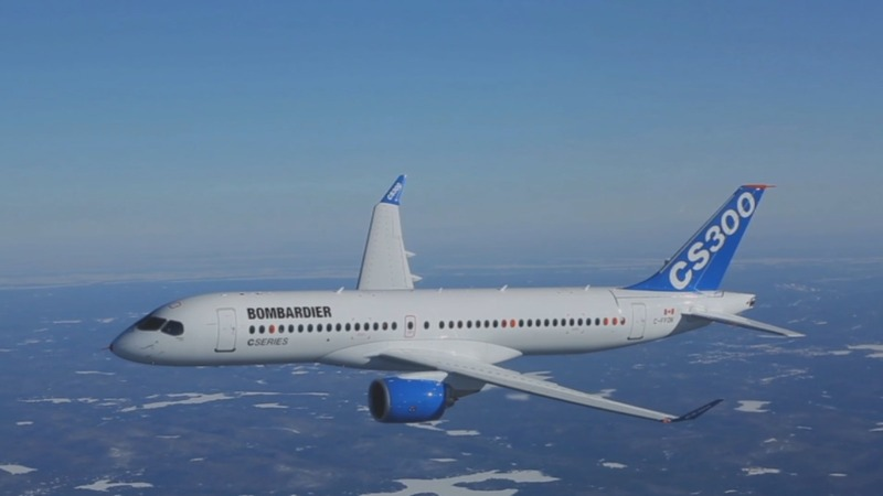 'Bitter disappointment' as U.S. slaps steep duties on Bombardier