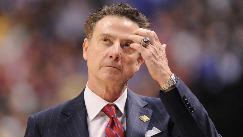 Louisville coach Pitino in crosshairs of fed probe