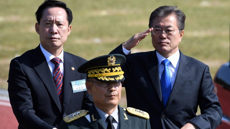 South Korea urges North to abandon nuclear programme
