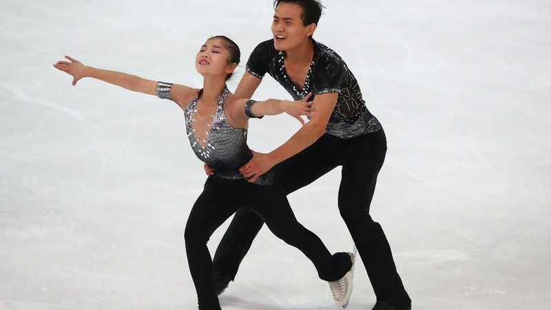 Skaters bid to become N. Korea's Winter Olympic athletes