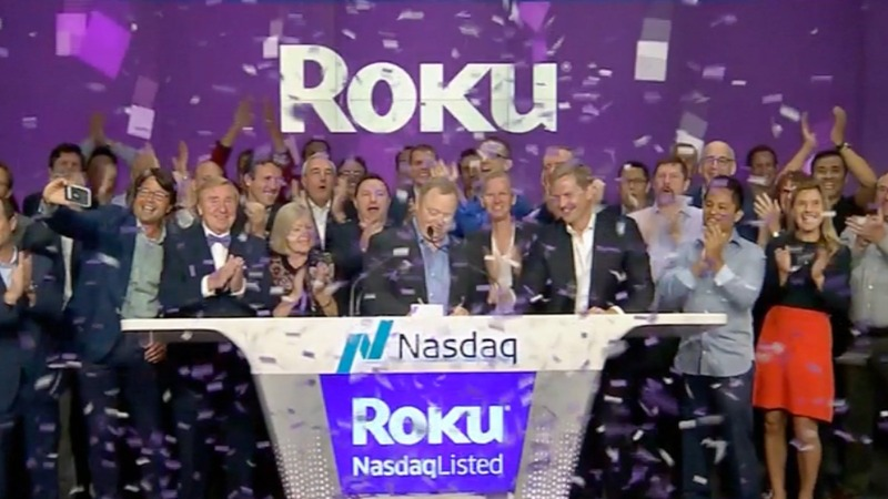A strong showing for Roku IPO