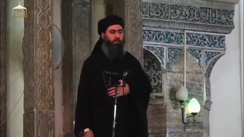 ISIS releases message from leader rumored dead