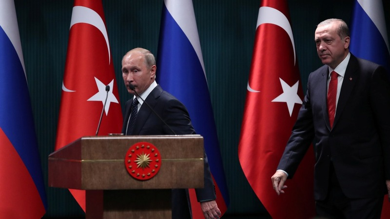 Russia says Syria's war to end soon with Turkey's help