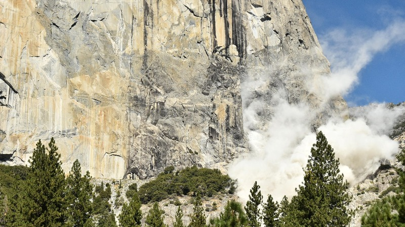INSIGHT: Deadly rockslides at Yosemite National Park