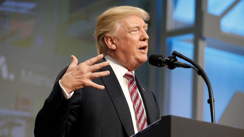 Puerto Rico, U.S. govt must confront island's debt: Trump