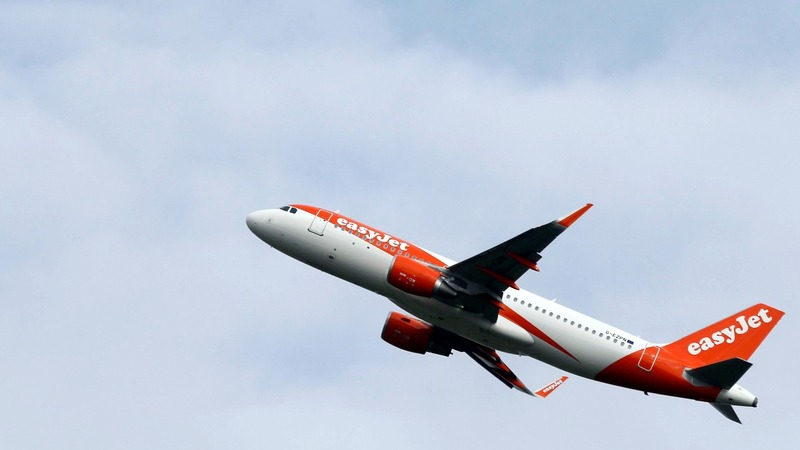 Britain's easyJet aims for electric short-haul flights
