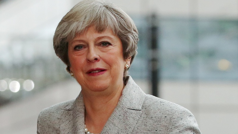 VERBATIM: UK working on plan if EU talks fail - May