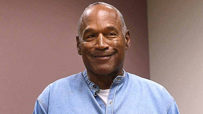 O.J. Simpson released from Nevada jail
