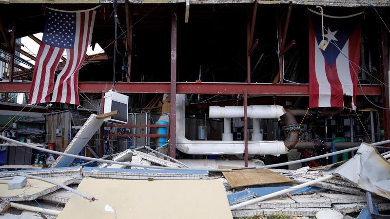 Puerto Rican crisis deepens amid political jabs