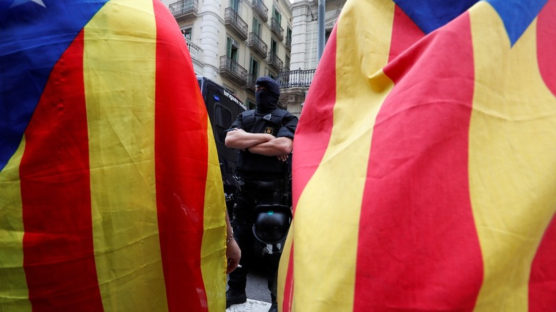 Spanish PM faces crisis after violent Catalan vote