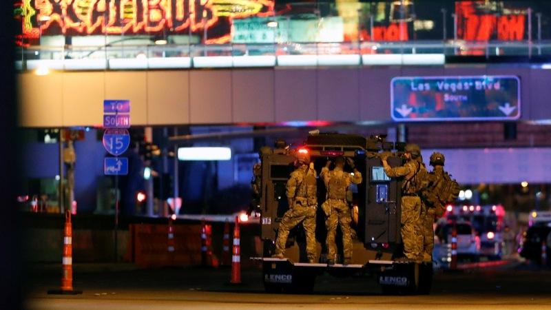 VERBATIM: 'It's like he shot us' - suspect's brother