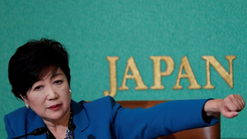 Questions surround challenger for Japan's top job