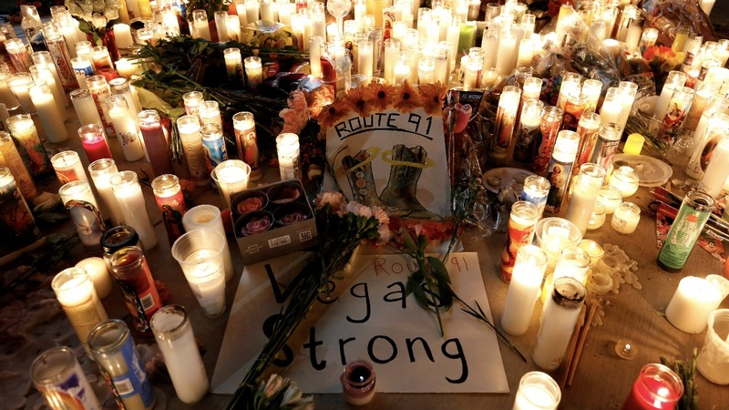INSIGHT: Vigil marks tragedy in Las Vegas