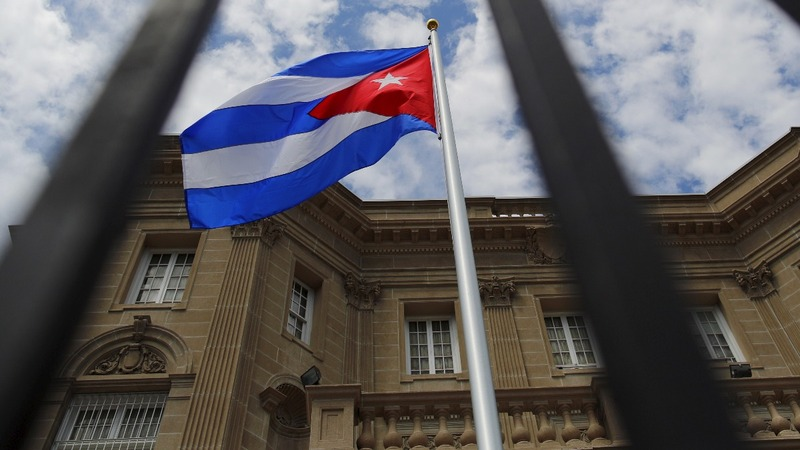 U.S. expels 15 Cuban diplomats over 'sonic attacks'